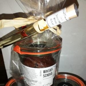 Whisky-Schoko